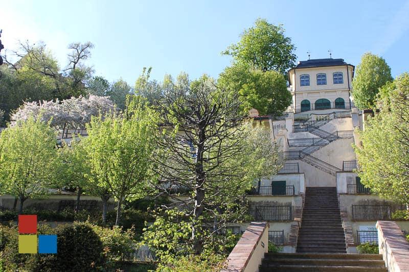Palais Fürstenberg Garten | Prag erleben