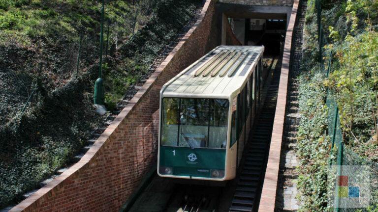 Bergbahn Petrin
