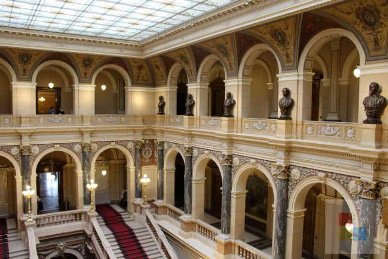 Nationalmuseum Treppenhaus 3