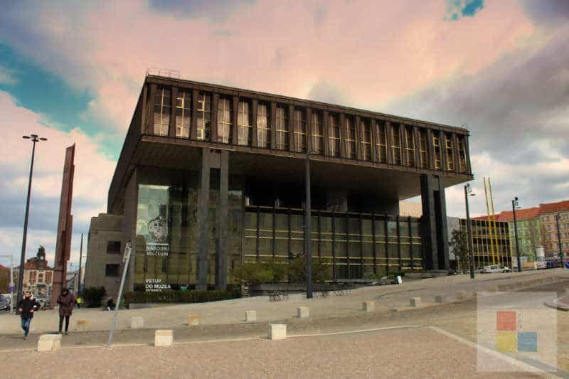 Nationalmuseum neues Museum