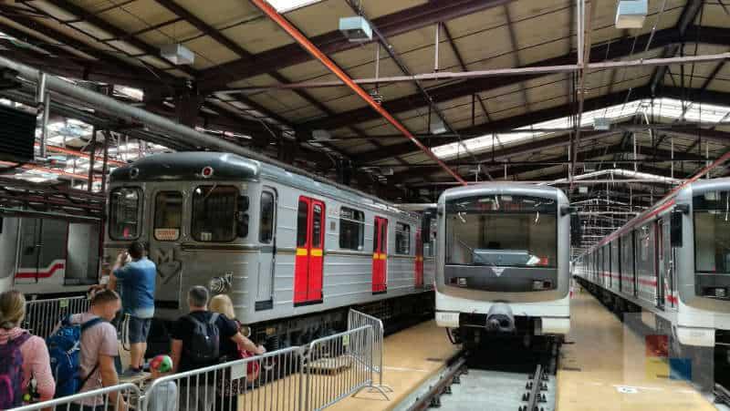 Straßenbahn Museum 5