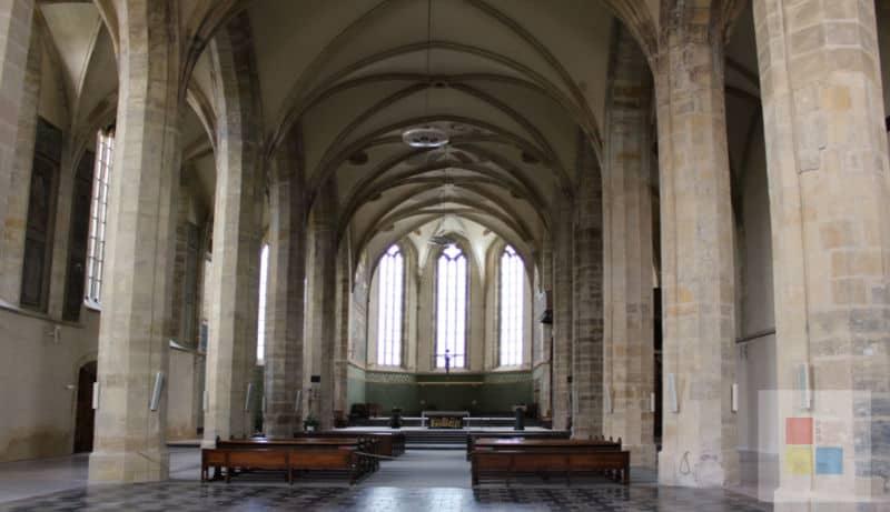 Die Kirche des Emmaus Klosters