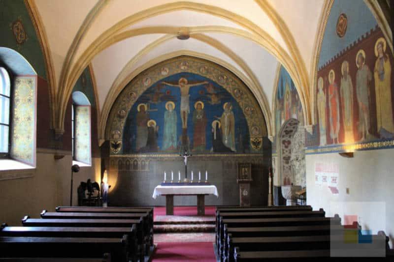 Kaiserkapelle im Emmaus Kloster