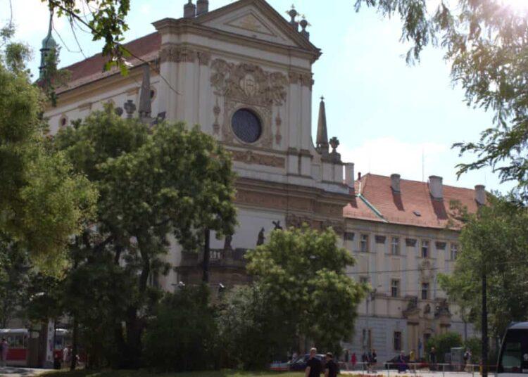 Die St. Ignazius Kirche der Jesuiten