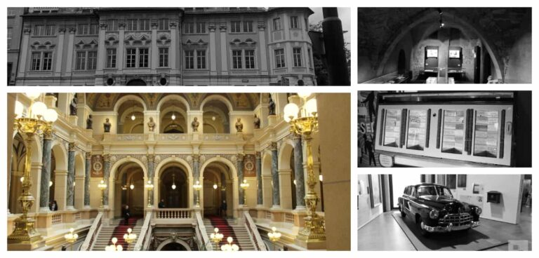 Vorschaubild für den Artikel über die Prager Museumsnacht 2019