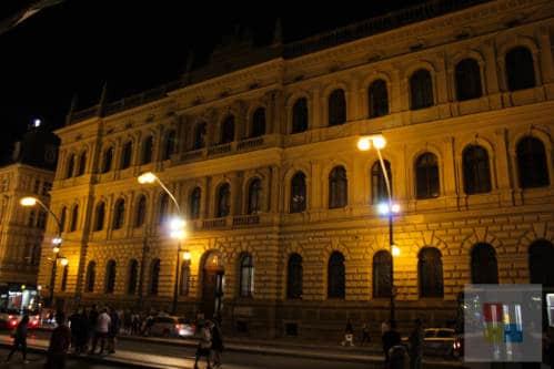 Die Bibliothek der Akademie der Wissenschaften