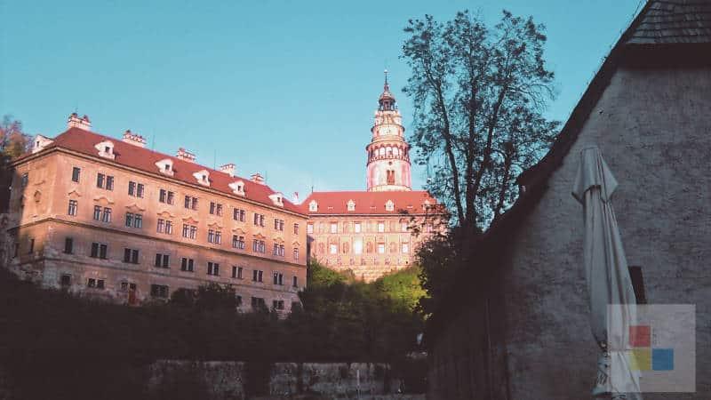 Cesky Krumlov Schloss 1