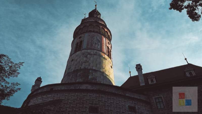 Cesky Krumlov Schloss 4