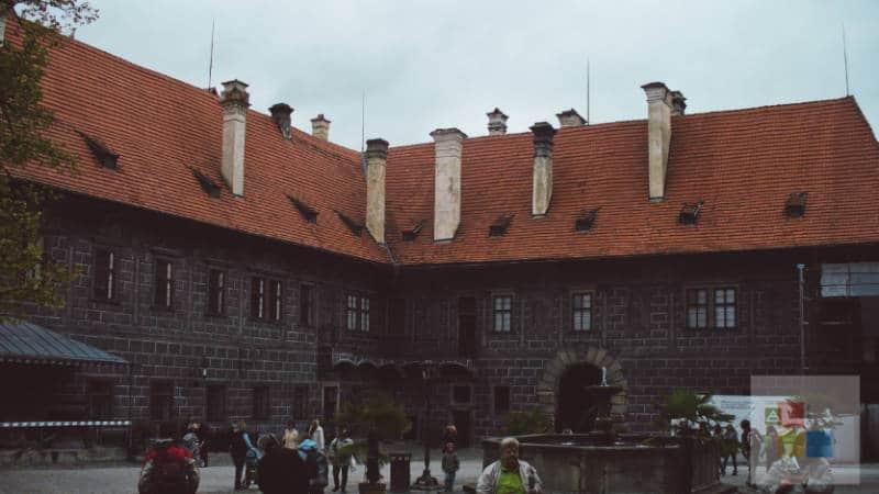 Cesky Krumlov Schloss 5
