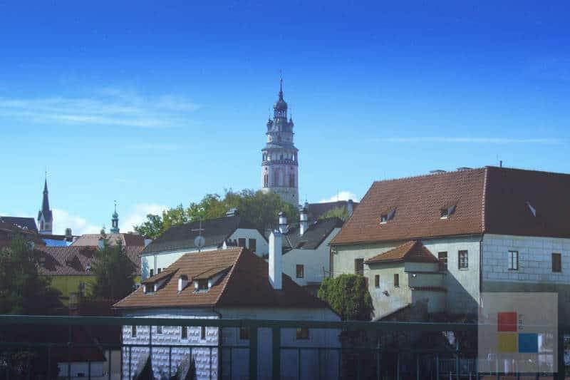 Cesky Krumlov Stadt 9