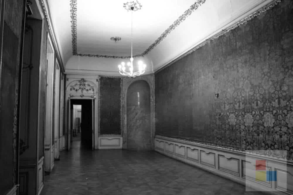 Ehemalige Galerie im Colloredo Mansfeld Palast
