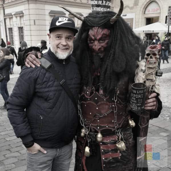 Weihnachten in Prag | Blogger mit Teufel