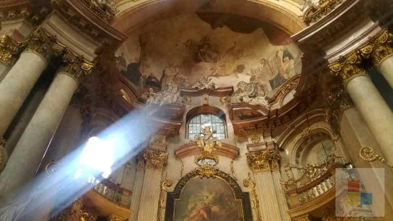 Nikolaus Kirche | Fresken