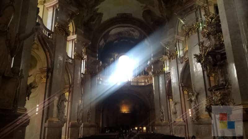 Nikolaus Kirche | Orgel Empore