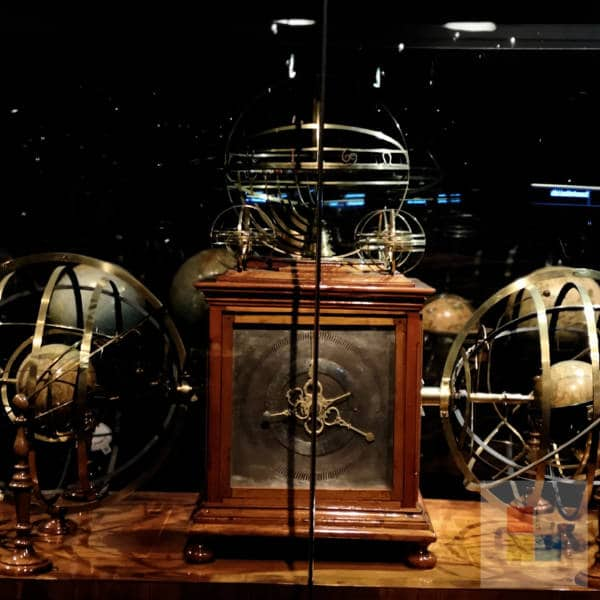 Technikmuseum Prag   Astronomie
