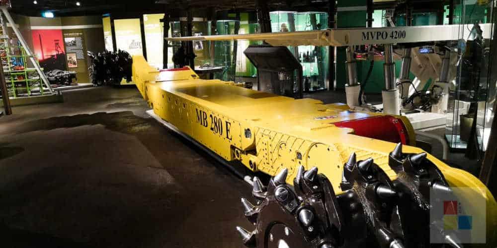 Technikmuseum Prag   Bergbau