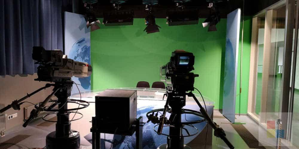 Technikmuseum Prag   Fernsehstudio