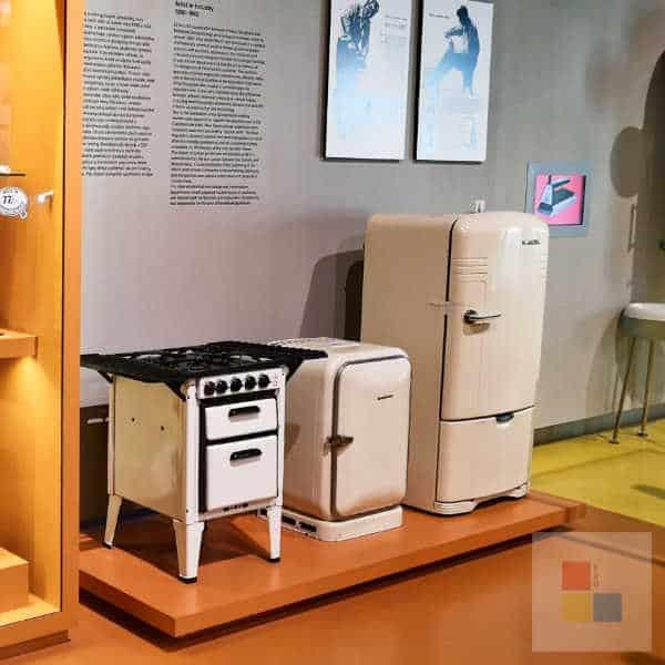 Technikmuseum Prag   Haushaltsgeräte