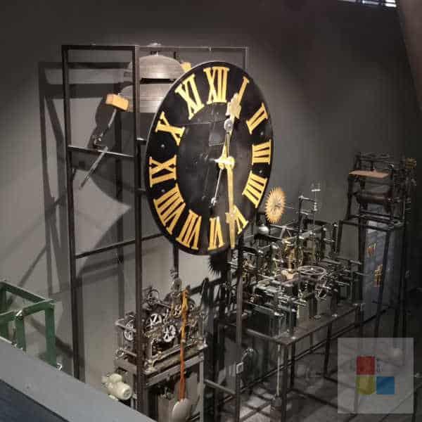 Technikmuseum Prag   Uhren