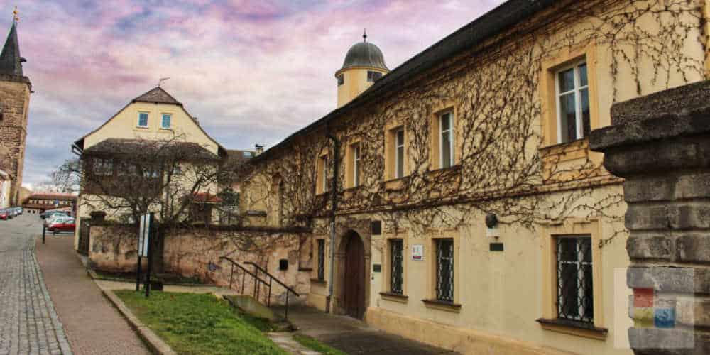 Rakovnik | Synagoge