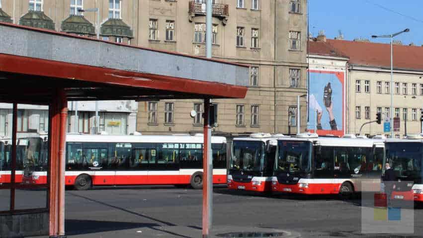 Prager Nahverkehr   Busse