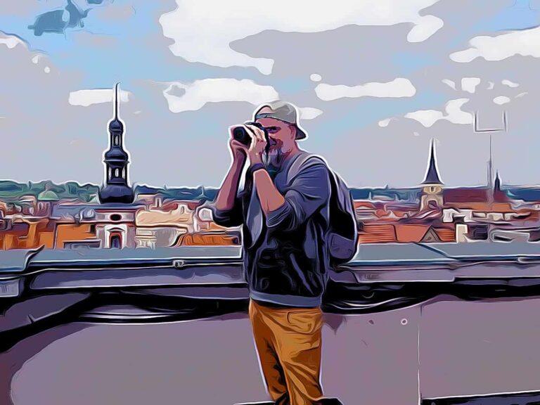 Prag Erleben | Euer Blogger über den Dächerns Prags