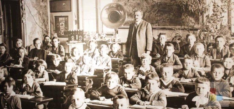 Pädagogisches Museum | Klassenfoto