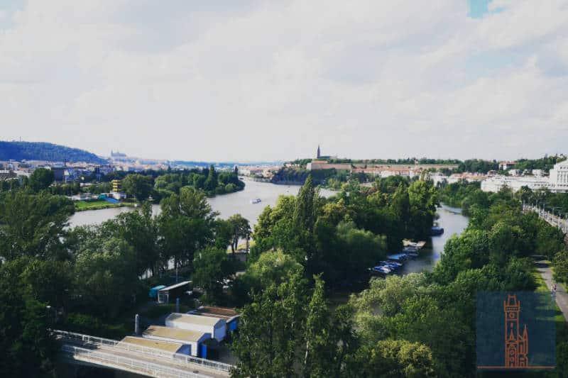 Riesenrad | Panorama Prag