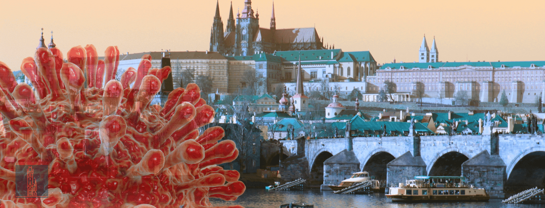 Corona Virus Prag