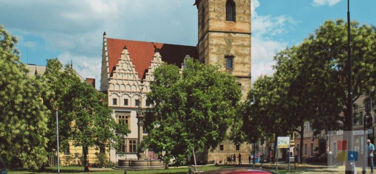 Das Neustädter Rathaus