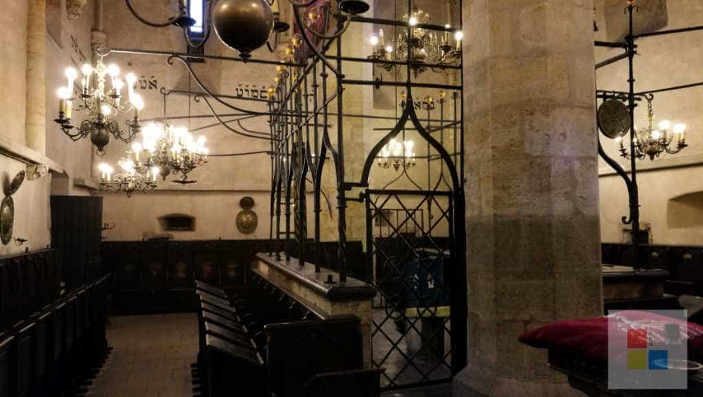 Altneu Synagoge Innen 2