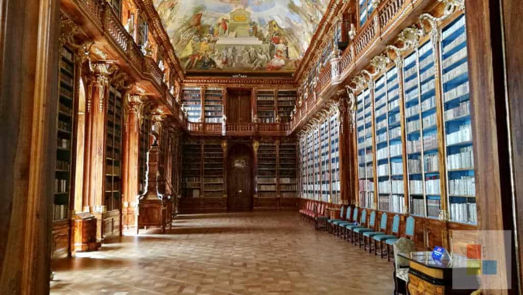 Strahov Bibliothel PhilosophischerSaal