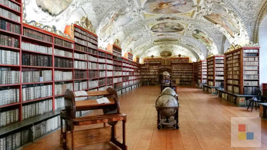 Strahov Bibliothel TheologischerSaal2