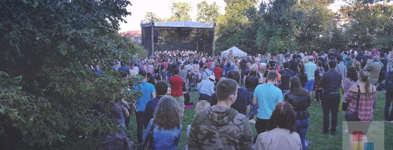 Prager Frühling 2020 | Openair Konzert