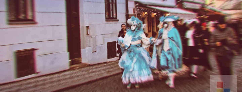 Masopust Prag | historische Kostüme | Beitragsbild